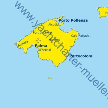 Spanien Balearen