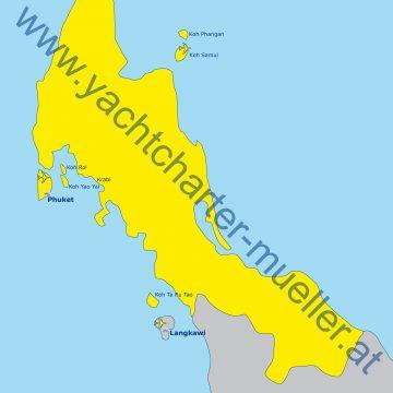 Thailand + Malaysien